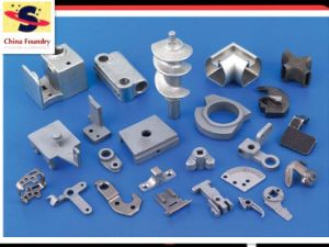 Zn Alloy/ Al Alloy/Cu Alloy/Mg Alloy Die Casting/Forgings pictures & photos