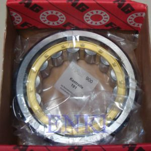 Timken Roller Bearings Cylindrical Roller Bearing (NU/NJ/NUP N203 E NF203 E NJ203 E NU203 E NUP203 E N203 EM) pictures & photos