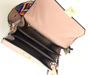 2016 New Leather Handbags /Square Leather Handbags/China Suppler (BS1609-21) pictures & photos