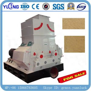 Hight Efficient Fine Sawdust Crushing Hammer Mill pictures & photos