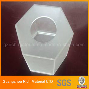 Customized Transparent Acrylic Box/PMMA Perspex Plexiglass Box pictures & photos