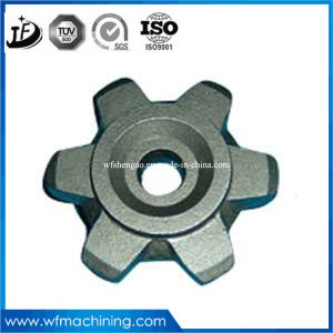 OEM Customized Bibcock/Bibbcock/Vent Pin/Ball Valve Part Casting with Grinding Machine pictures & photos