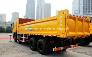 Saic Iveco Hongyan Genlyon 310HP 8X4 Dump Truck /Dumper Truck /Tipper Truck Euro 4 Hot on Sale pictures & photos