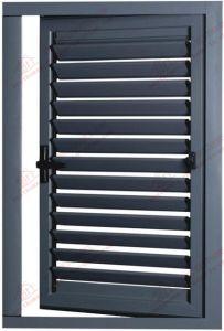 High Quality Aluminium/Aluminum Shutter Window (BHA-CW03) pictures & photos