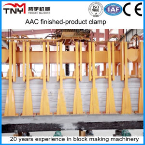 Full Automatic Autoclaved Aerated Concrete Block Brick Production Line AAC Concrete Block Brick Making Plant pictures & photos