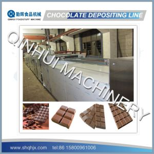 PLC Control&Full Automatic Depositing Machine for Chocolate pictures & photos