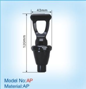 Ap Plastic Water Dispenser Juice Tap with All Black in Mordern Designer pictures & photos