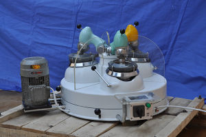 Small Size/ Good Quality Laboratory Three Grinding Machine (120)