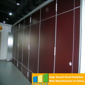 Restaurant Interior Movable Room Divider with Sound Proof