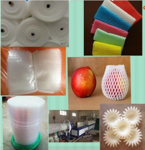 Plastic Factory China Promotion High Grade Wine Bottle Protective Foam Sleeves Net pictures & photos
