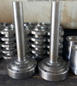Forged CNC Machining Customzied Stainless Steel Heavy Shaft pictures & photos