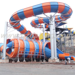 Water Park Equipment Python Water Slide pictures & photos