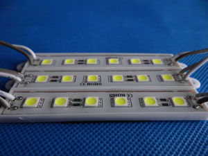DV12V 5050 6 Chips LED Module for Metal Sign pictures & photos