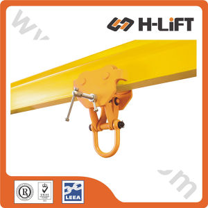 Push Trolley Clamp with Shackle Tcsp Type pictures & photos