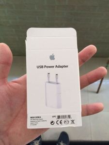 Korea Pin USB Adapter for iPhone 4/5/6 pictures & photos