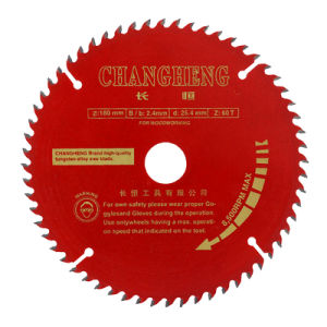 Circular Saw Blades for Wood pictures & photos