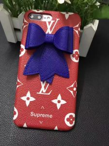 New 2017 Supreme Rosette Phone Case for iPhone 7 pictures & photos