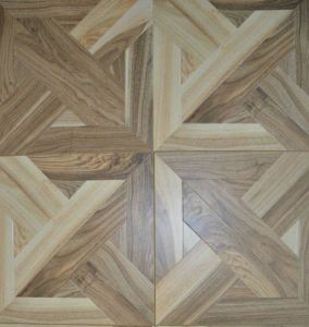 China square registered embossed laminate flooring gm08 for Square laminate floor tiles