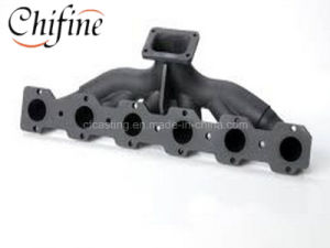 Cast Iron Exhaust Manifold Auto Part pictures & photos