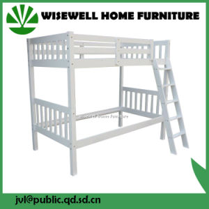 Pine Wood Double Size Separable Bunk Bed (WJZ-B710) pictures & photos