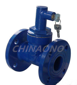 Anti Theft Lock Device Gate Valve pictures & photos