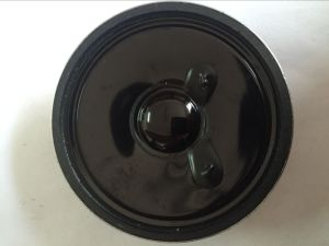 "2.5"" Waterprooved Black Mylar Speaker pictures & photos"