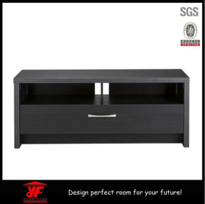 Simple Modern Used Corner TV LCD LCD Wooden Pictures of TV Furniture with Showcase