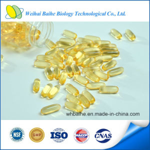 Omega 3 Fatty Acids Fishoil Softgel pictures & photos