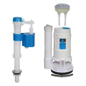 China Dual Flush Valve Mechanism 3 Quot Outlet For 1 Pc Toilet
