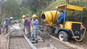 Self Loading Mobile Concrete Mixer pictures & photos