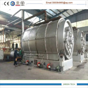 Fuel Saving Type Plastic to Oil Recycling Machine 10tpd pictures & photos