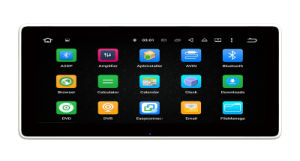 Sz Hla Mercedes C Car DVD Navi Player GPS Navigation pictures & photos