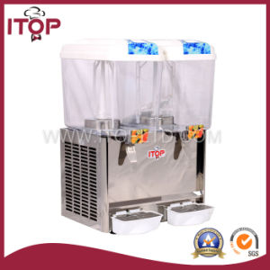 Commercial Beverage Juice Dispenser (JD-18*2/JD-18*3) pictures & photos