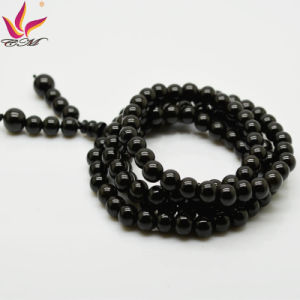 Tmb-023 6mm 108PCS Beads Buddha′s Head Beads Bangle in Healtch Care Tourmaline Material pictures & photos