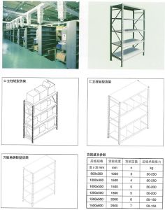 Light-Duty Shelving System pictures & photos