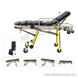Emergency Medical Ambulance Automatic Loading Stretcher (NF-A10)