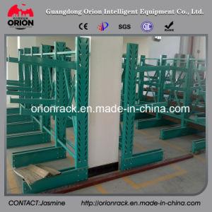Multi-Layer Metal Cantilever Arm Rack Shelves pictures & photos