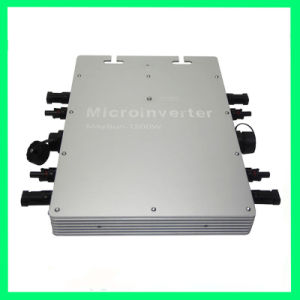 1200W on Grid Waterproof Micro Inverter Grid Tie Micro Solar Power Inverter pictures & photos