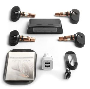 Tire Pressure Monitoring System TPMS with External Sensors pictures & photos
