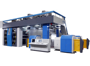 Plastic/Film/Non-Woven/Paper Colors Flexo Printing Machine pictures & photos