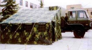 Tent for Command Bus (YJ-200874)