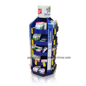 Corrugated Shelf Display, Bottle Display Stand for Pharmaceutical pictures & photos