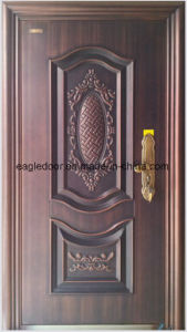 Middle East Sunscreen Steel Security Door (EF-S086) pictures & photos