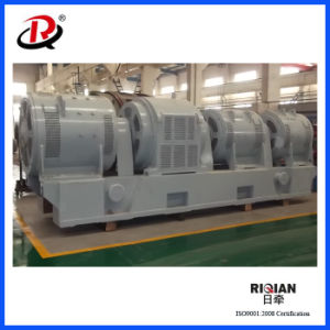 DC Electrical Motor of Russian Excavator