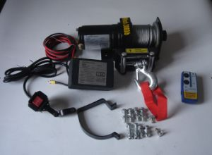 Electric Winch for ATV-2000lbs (EW2000A3) pictures & photos