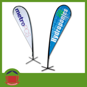 Hot Sales 100% Polyester Flying Flag Banner pictures & photos