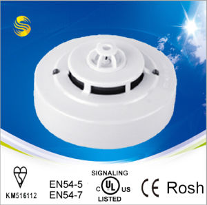En54&UL Approved Conventional Conbined Smoke and Heat Alarm pictures & photos