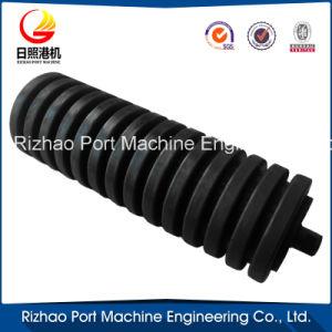 SPD Belt Conveyor Impact Roller, Rubber Roller, Guide Roller pictures & photos