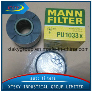 High Quality Auto Fuel Filter PU1033X pictures & photos