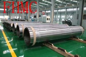 High Quality Steel Forging Step Shaft pictures & photos